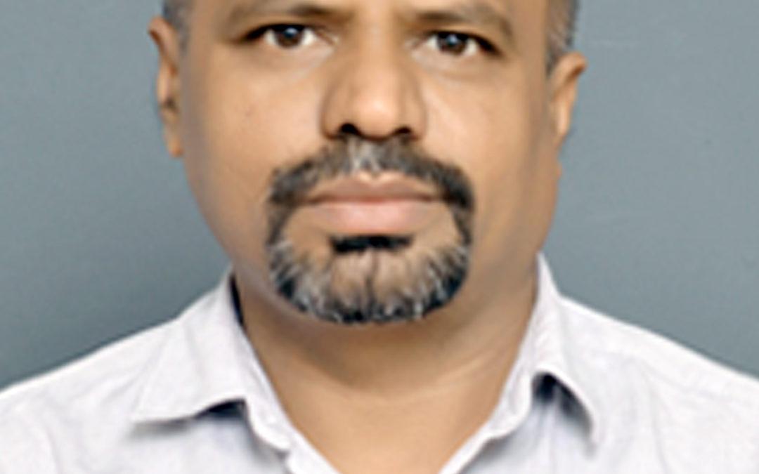 Dr. Mahantesh Mudenoor