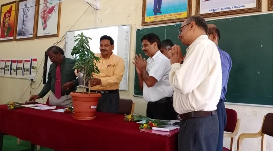 IDP – Sensitization Programme at Hanumanamatti