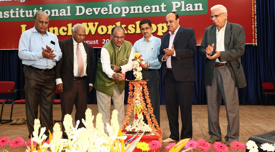 NAHEP – IDP Launch Workshop at UAS, Dharwad