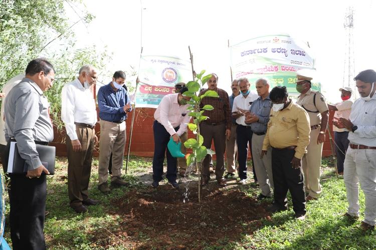 World Environment Day Celebration at UAS, Dharwad