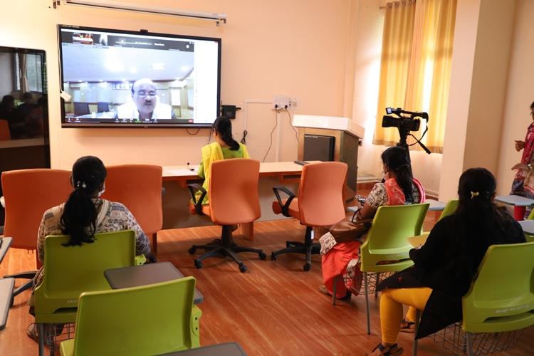 "Virtual Soft Skill Development Training Programme on ""Scientific Writing in Social Sciences"""