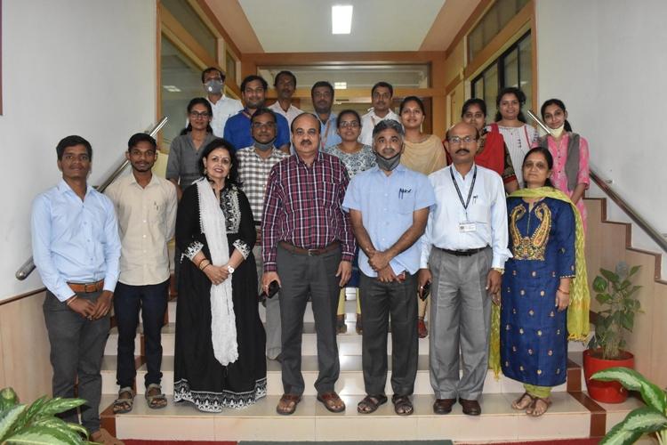"National Webinar  on ""e-Waste Management"" @ UAS, Dharwad"