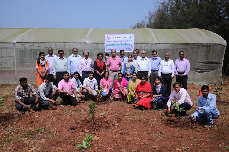 Tree Planting Programme @ UASD