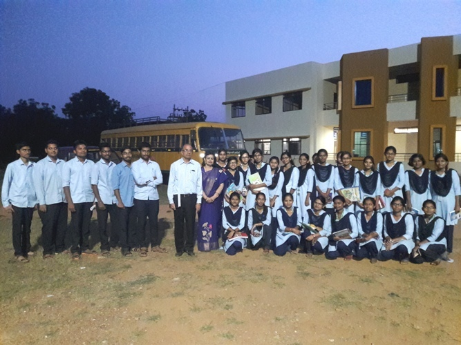 "Orientation workshop  on  ""International training under Institutional Development Plan and Expression of Interest "" @ College of Agriculture, Hanumanamatti"