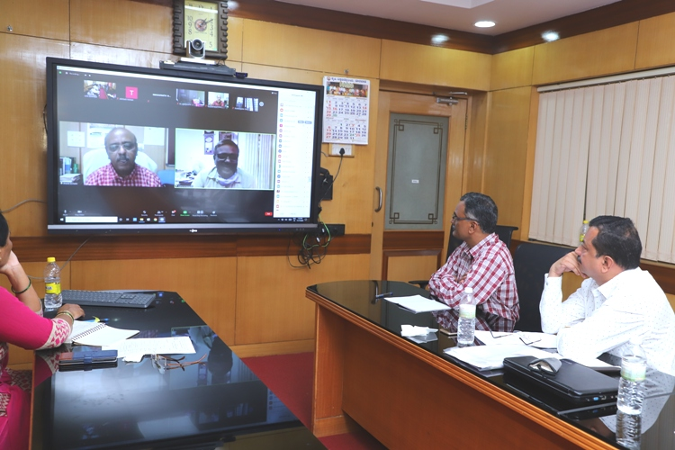 Webinar  on Effective Networking and Negotiation Skills for Agri-preneurs @ UAS, Dharwad