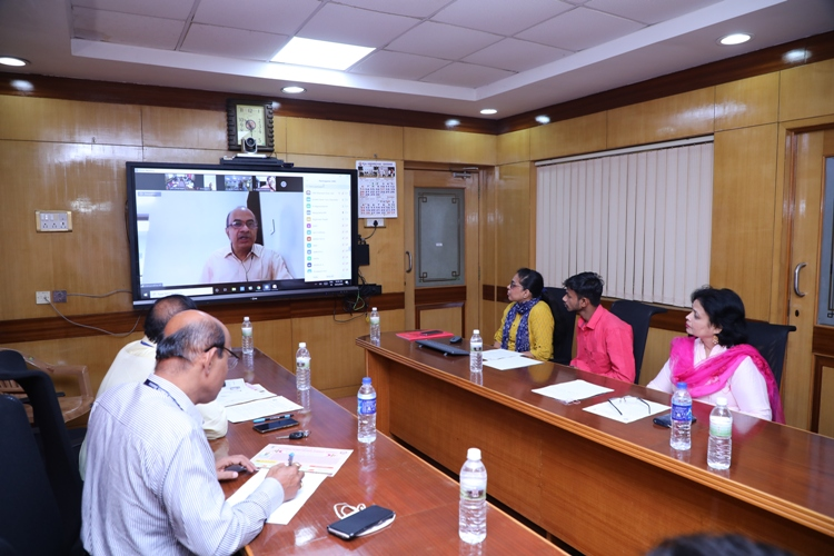 National Webinar  on  Innovations in Agri-Horti produce to be a leader in Processing and Value addition @ Hanumanamatti